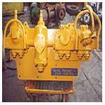 Mining equipment, Manufacturer, Drilling equipments, Chisels, Rock tools, Pneumatic pumps, Shank adopters, Spares LHD, Extention equipment, Drifter drill, Spares mining equipment